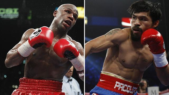 Boxing - Court settlement could lead to Mayweather v Pacquiao