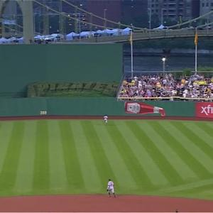 McCutchen's two-run smash