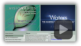 Learning in a Global Business: How Waters Corporation Uses Online Presentations image stock blog presentation button waters3