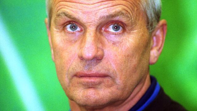 European Football - Former Denmark coach Richard Moller Nielsen dies