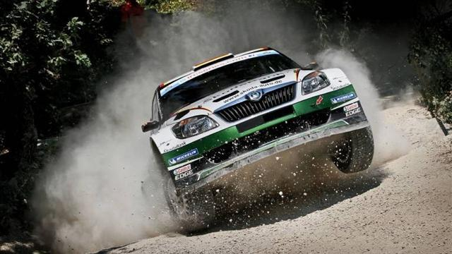IRC - Wiegand to make Cyprus Rally debut