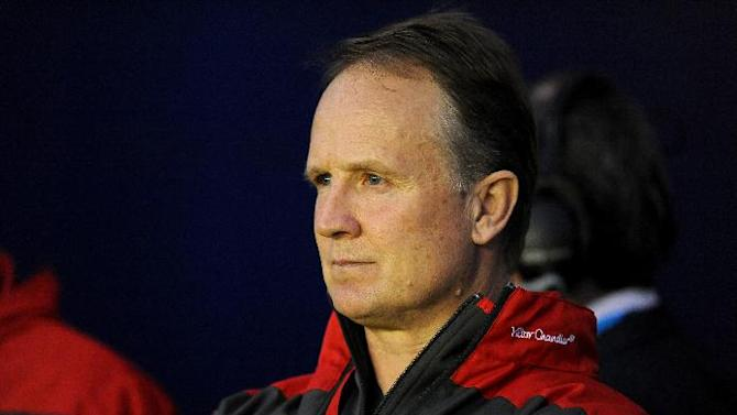 Sean O'Driscoll spent five months as first-team coach with Nottingham Forest