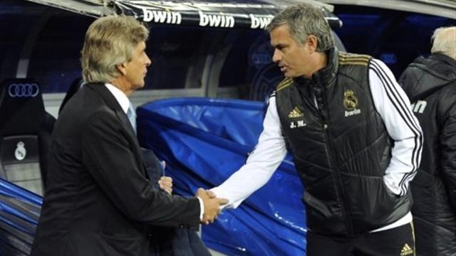 Liga - Pellegrini bids for sweetest revenge