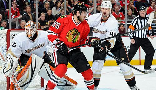 NHL Playoff Power Rankings: Blackhawks versus Ducks