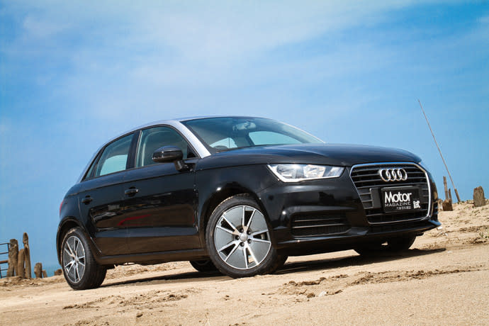 國內新車試駕-Audi A1 Sportback 25TFSI