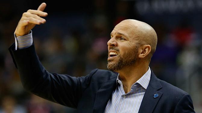 NBA slaps Jason Kidd's wrist for slapping ball out of ref's hands
