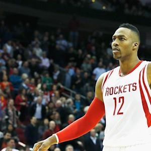 Report: Rockets don't want to trade Dwight Howard
