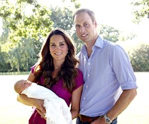 Prince William: Prince George's Nursery Will Be African-Themed