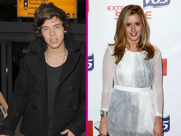 Harry Styles reportedly dating Caggie Dunlop