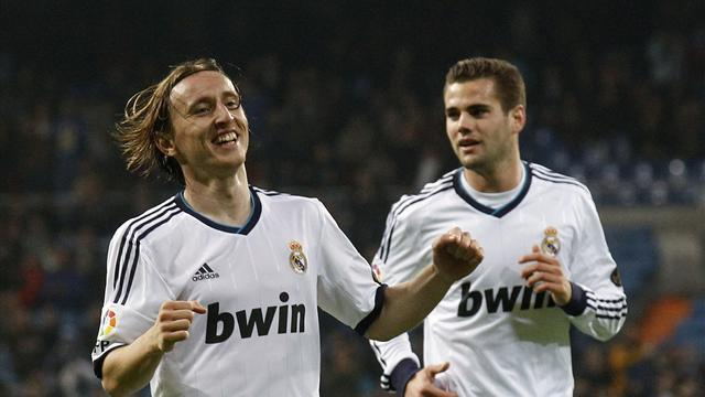 Liga - Modric confident of winning over Real fans