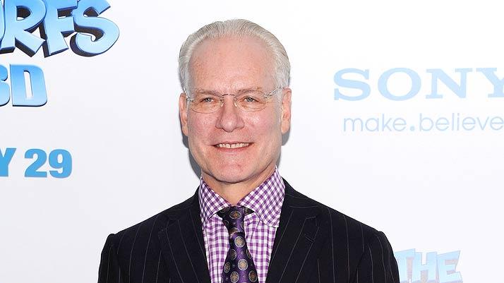 Tim Gunn The Smurfs Pr