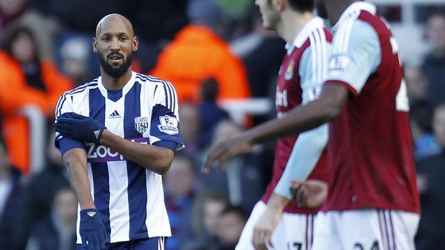 Premier League - FA charges Anelka over 'quenelle' gesture