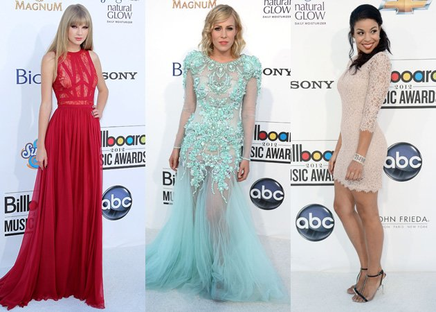 Taylor Swift, Natasha Bedingfield, Jordin Sparks, Billboard Music Awards
