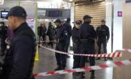French Soldier Stabbed In Neck In Paris