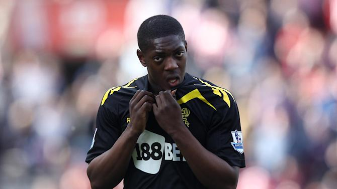 Marvin Sordell claims he and team-mates were subjected to abuse by Milwall fans
