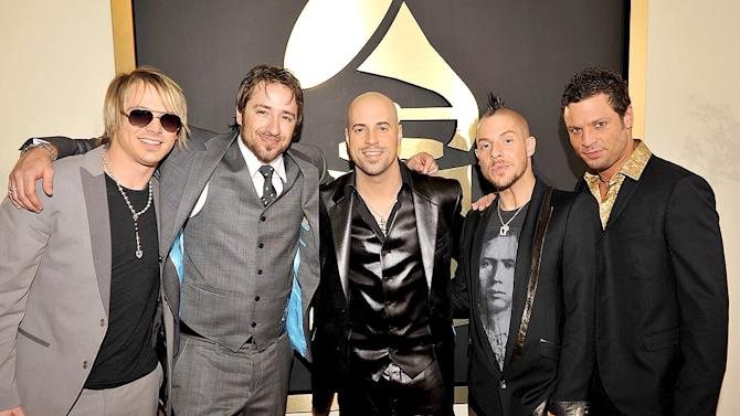 Daughtry Grmmy Aw