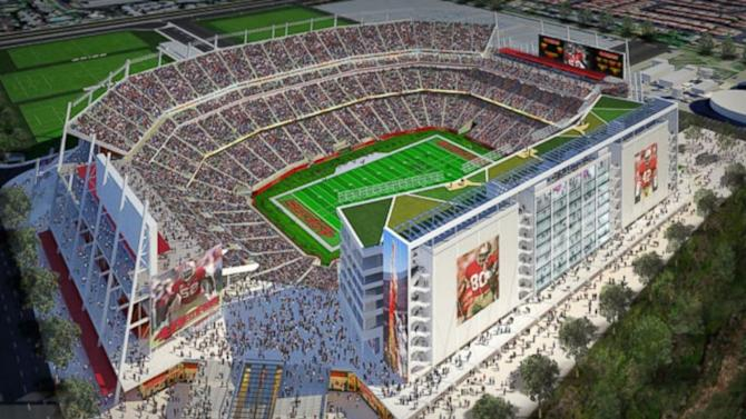 49ers New Billion-Dollar Stadium Gears Up for Traffic Mess; Appeals Made to Local Businesses