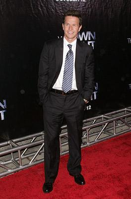 Mark Wahlberg at the New York premiere of Columbia Pictures' We Own the Night