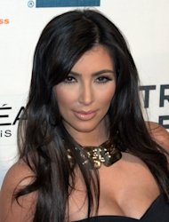 Get your hair as shiny as Kim Kardashian's long locks.