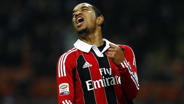 Serie A - Emanuelson reveals Fulham switch