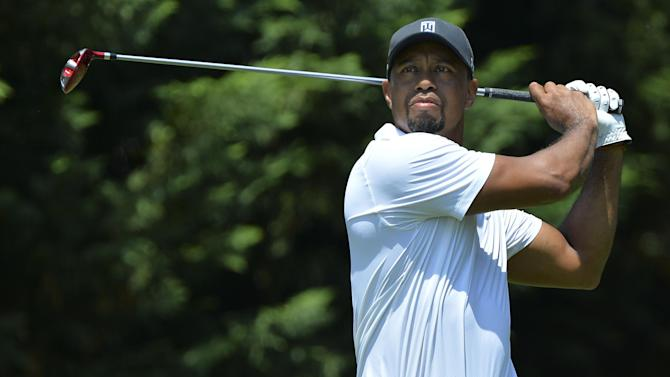 Golf - Rusty Woods misses Congressional cut
