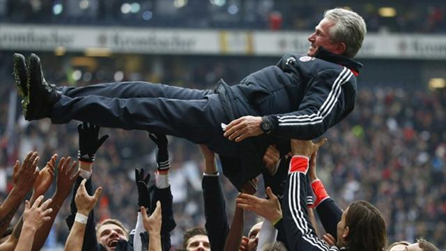 Bundesliga - Heynckes to end Bundesliga coaching career