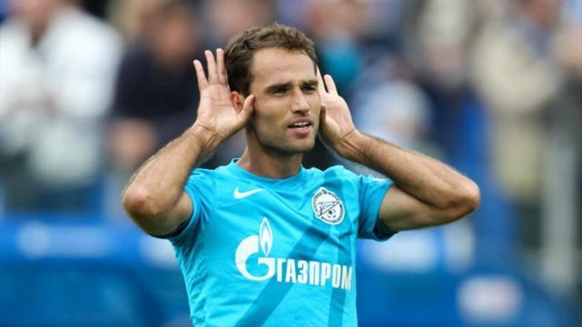 World Football - Russia's Shirokov wants Premier League move
