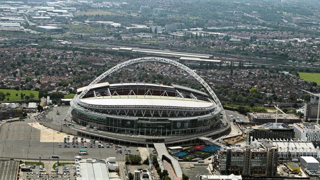 Football - Wembley faces stiff competition