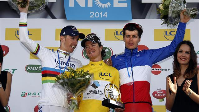 Cycling - Betancur claims biggest win with Paris-Nice title