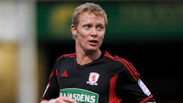Championship - Robson back at Middlesbrough