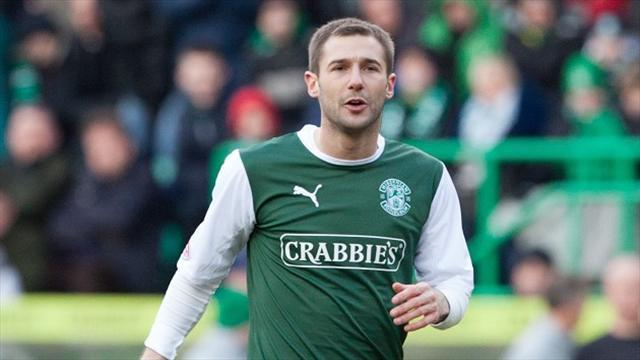 Scottish Premiership - Hibernian to appeal Thomson red card