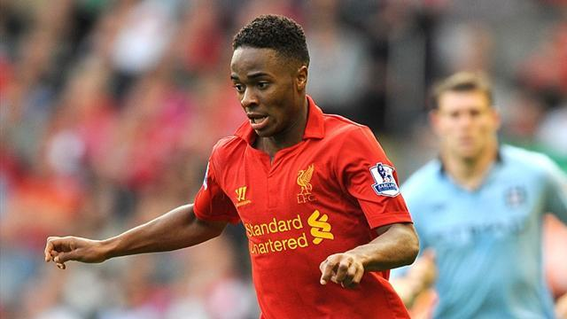 Liverpool's Sterling wins senior England call