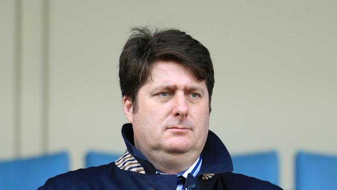 Coventry chief executive Tim Fisher says change was needed at the League One club