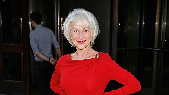 Helen Mirren The DebtNY Scrng