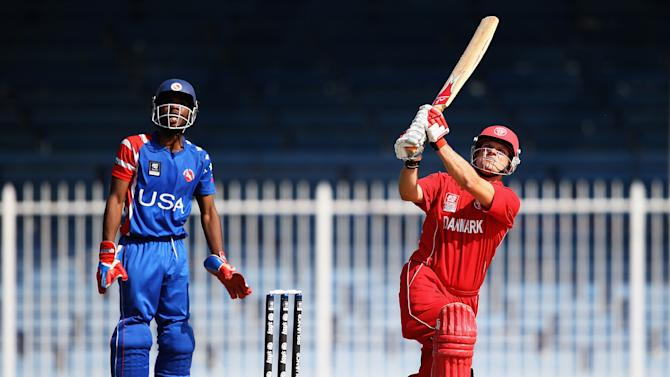 ICC World Twenty20 Qualifier - 15th Place Playoff - Denmark v USA