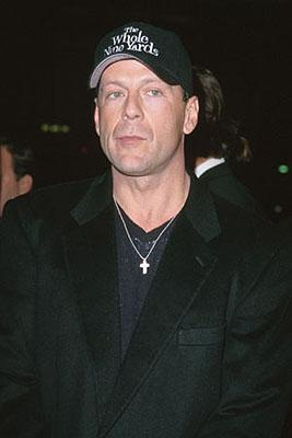 Bruce Willis at the LA premiere of Warner Brothers' The Whole Nine Yards
