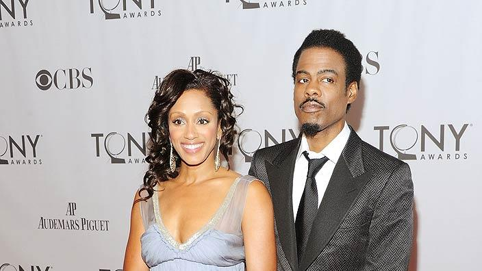 Malaak Chris Rock Tony Awards