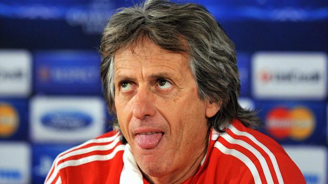 World Football - Classico may be decisive for Benfica coach Jesus