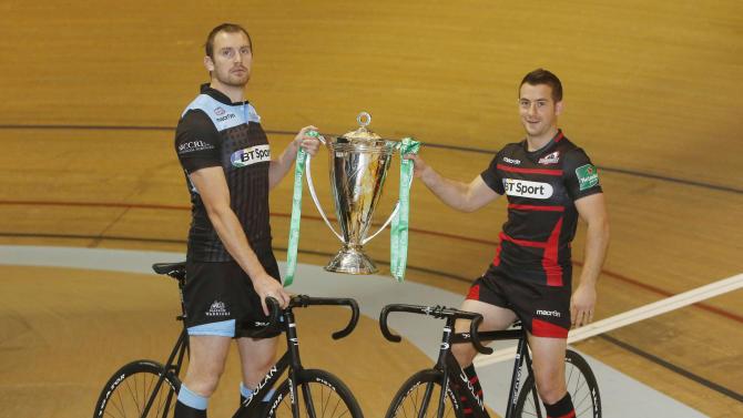 Rugby Union - 2013-2014 Scottish Heineken Cup Launch - Sir Chris Hoy Velodrome