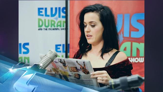 Katy Perry Looks Dressed Down On Relaxing Day Off!