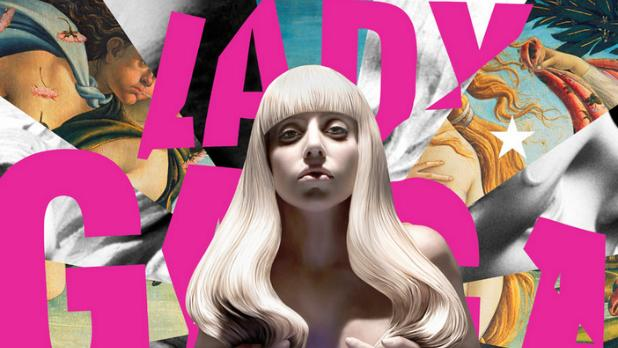Lady Gaga Poses Nude for ARTPOP Cover (Photo)