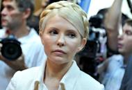 Jailed opposition leader Yulia Tymoshenko, seen here in 2011, has agreed to be treated in a Ukrainian hospital, a German doctor said after visiting her in prison amid growing concern over her health