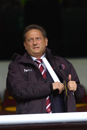 Vladimir Romanov has been the majority shareholder at Hearts since 2005