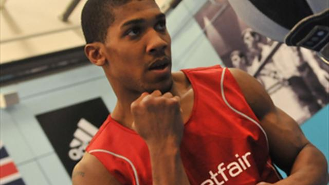 Boxing - A clinical professional debut from Anthony Joshua
