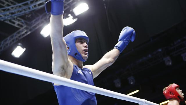 Boxing - GB Olympic medal-winner Fred Evans charged with assault over brawl