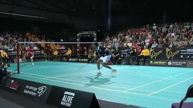 Badminton - Ouseph eyes domination after winning national title