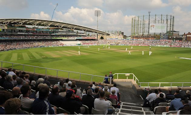 Cricket - Fifth Investec Ashes Test - Day Five - England v Australia - The Kia Oval