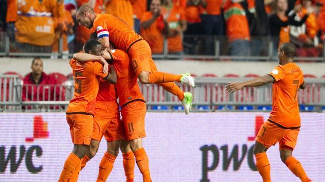 World Cup - Country profile: Netherlands