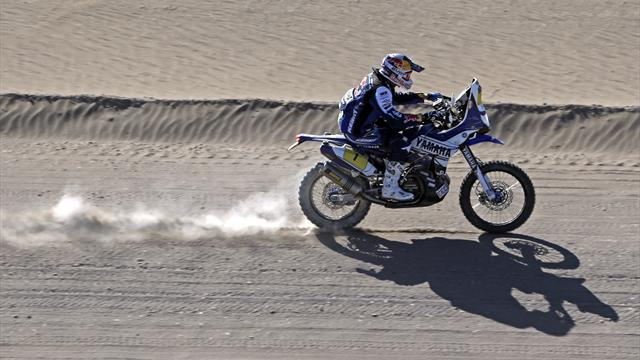 Dakar - Bikes: Despres wins stage 12, Coma maintains huge lead