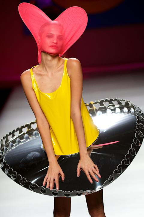 Mercedes Benz Fashion Week Madrid S/S 2013 - Agatha Ruiz de la Prada